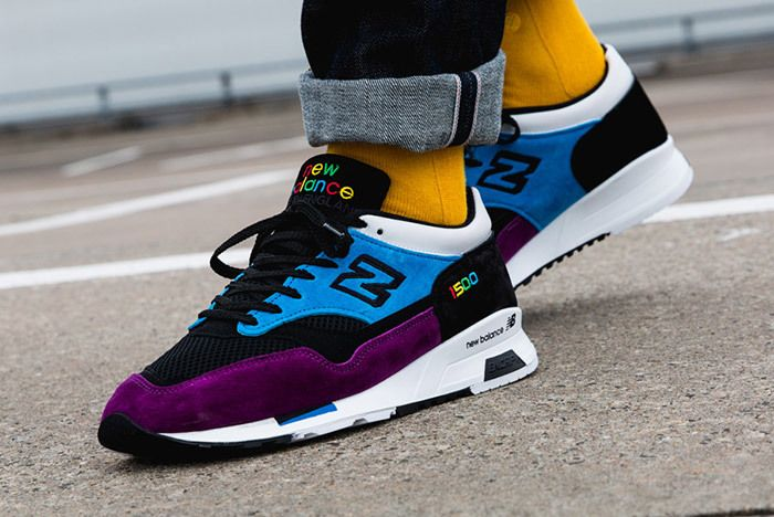 Purpnew Balance 1500 Made In England 1