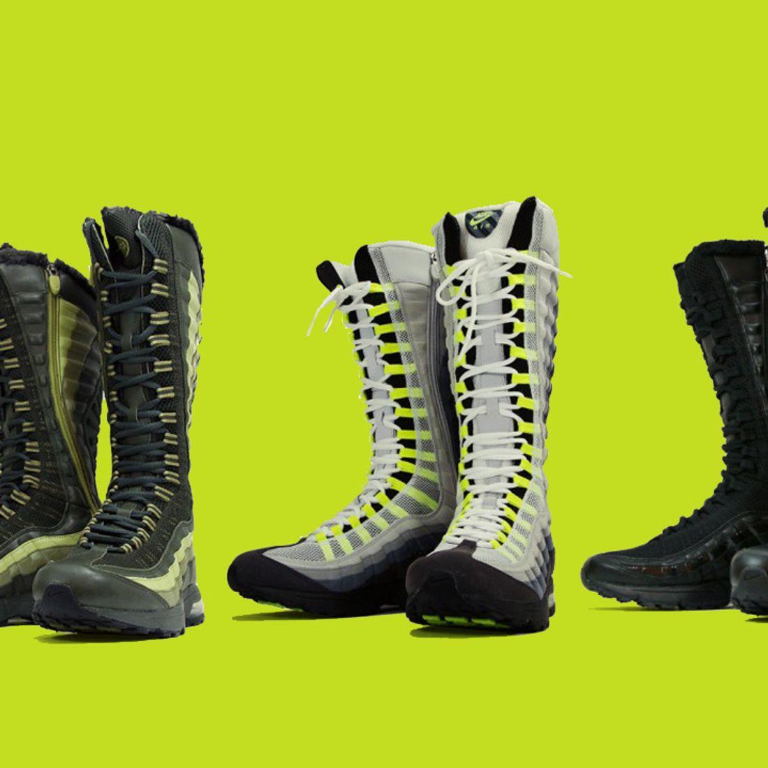 Confundir Patria Violeta  Forgotten Grails: Obscure Mid-2000s Nike Air Max Sneakers - Sneaker Freaker