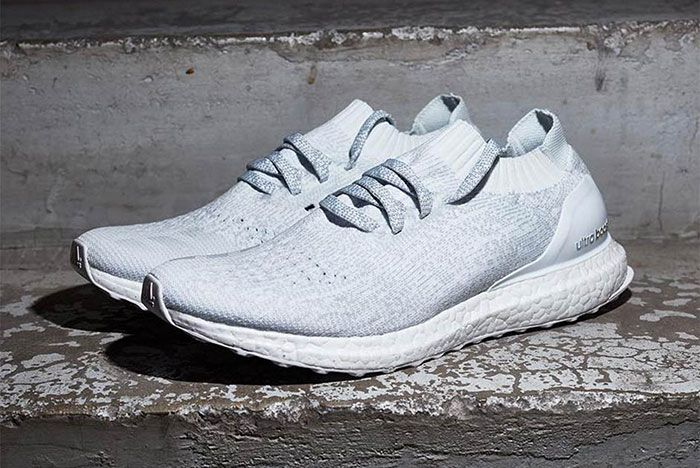 Adidas Ultraboost Uncaged Triple White 2