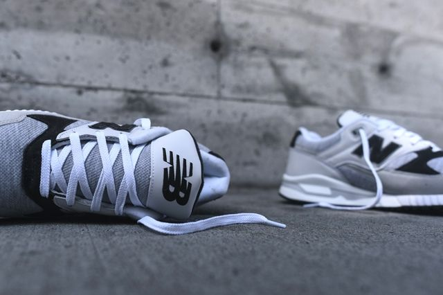 New Balance 530 White Grey 2