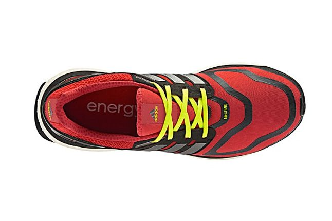 Adidas Energy Boost Red Top 1