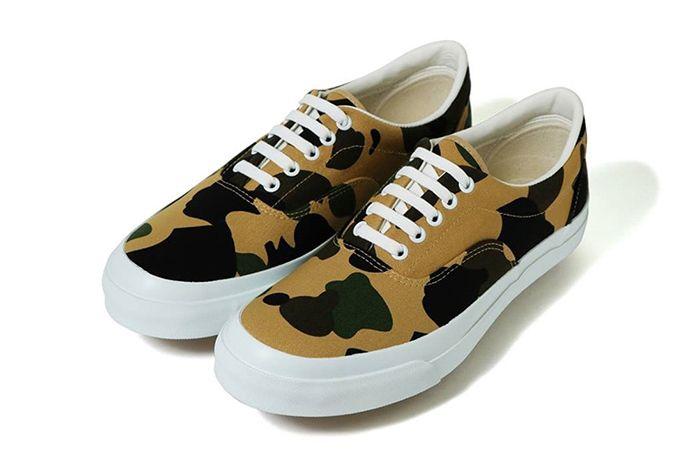 Bape 1St Camo Yank Sta Release Date 2 Sneaker Freaker