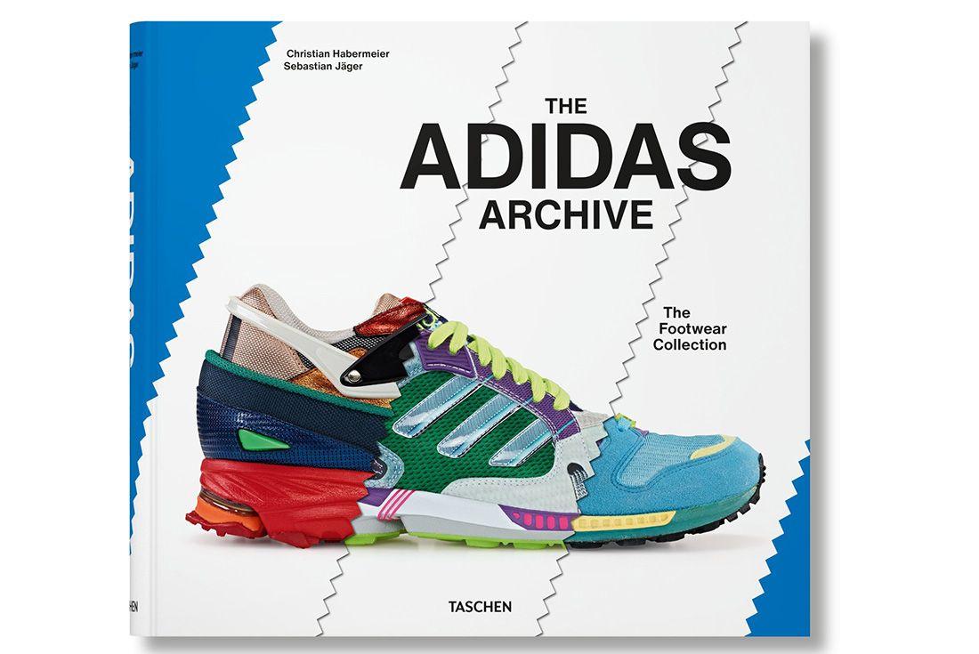 Adidas Taschen Book Cover