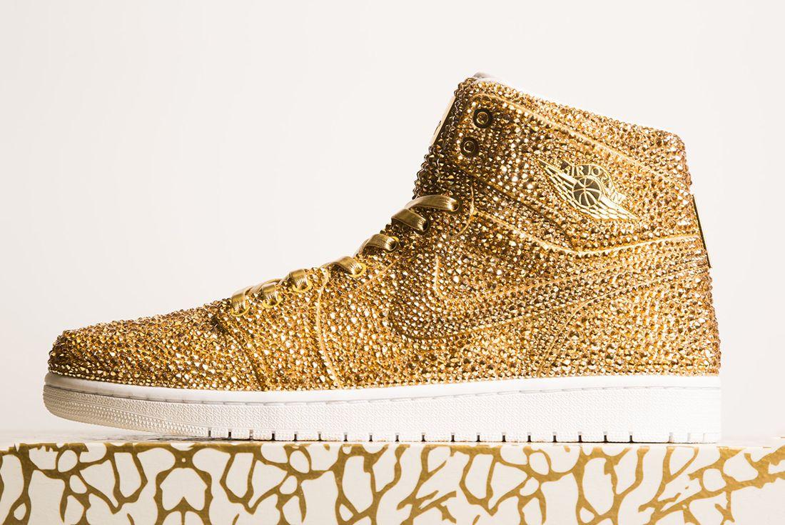 Air Jordan 1 Gold 4