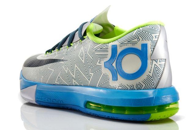 Nike Kd 6 Home Reverse