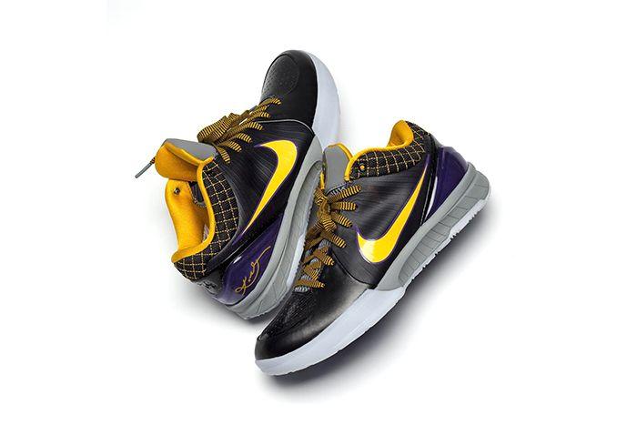 Nike Kobe 4 Protro Carpe Diem First Look Release Date Pair
