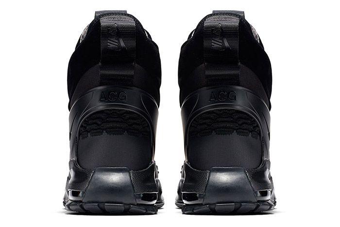 Nike Acg Zoom Tallac Flyknit Black 2