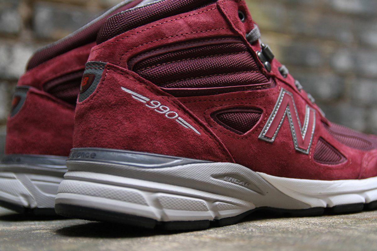 New Balance 990V4 Sneaker Freaker 2