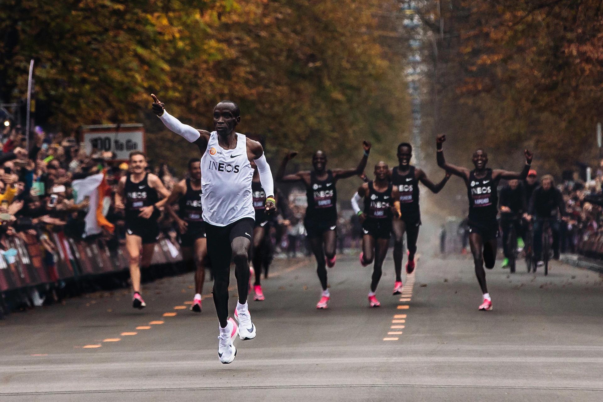 elluid chiphoge nike marathon