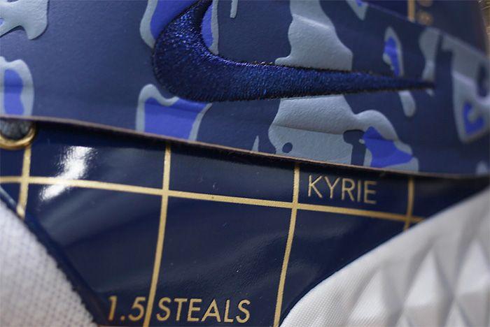 Nike What The Kyrie Hybrid Blue Release Sneaker Freaker