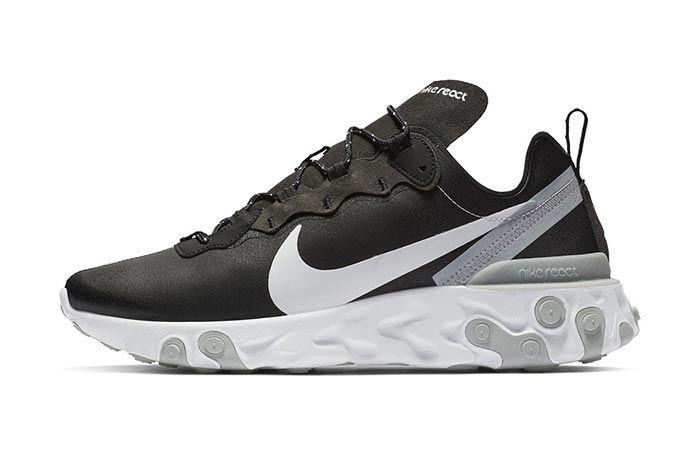 Nike React Element 55 Black 2