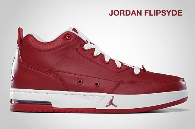 Jordan Flipsyde Red 1