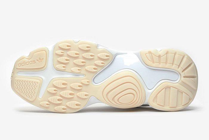 Adidas Magmur Runner White Sole