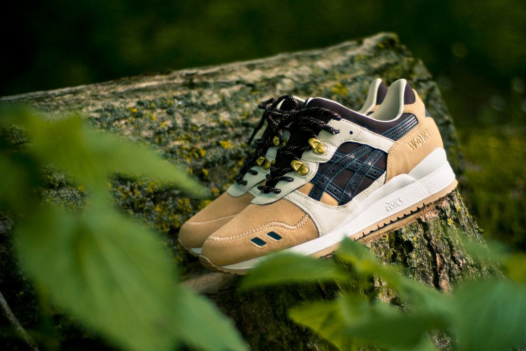 woei asics gel lyte iii cervidae lateral side shot