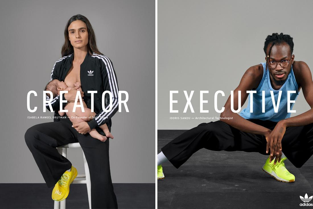 Adidas Now Is Our Time Campaign Creator Executive