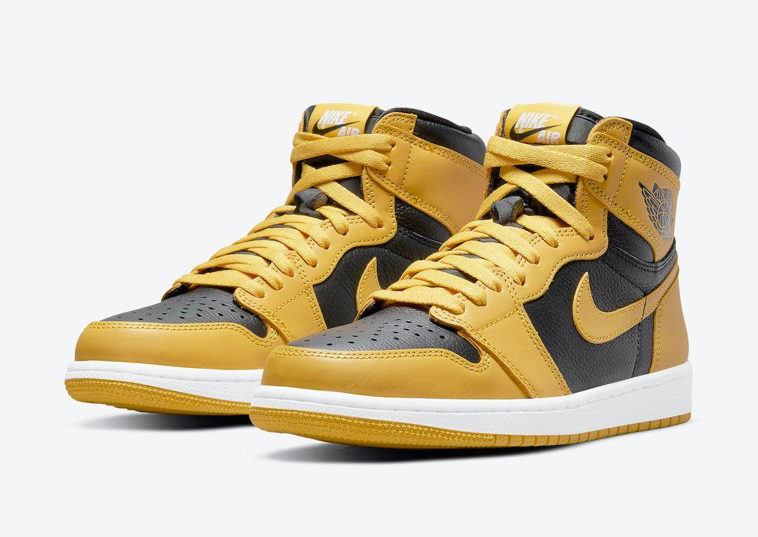 Air Jordan 1 'Pollen'