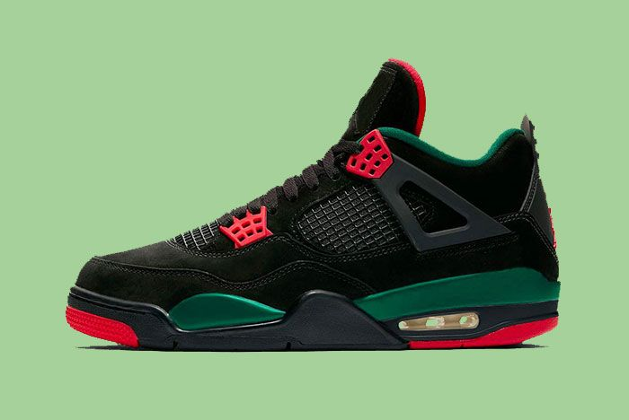 Air Jordan 4 Gucci Sneaker Freaker