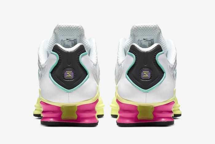 Nike Shox Tl Pastel Heels