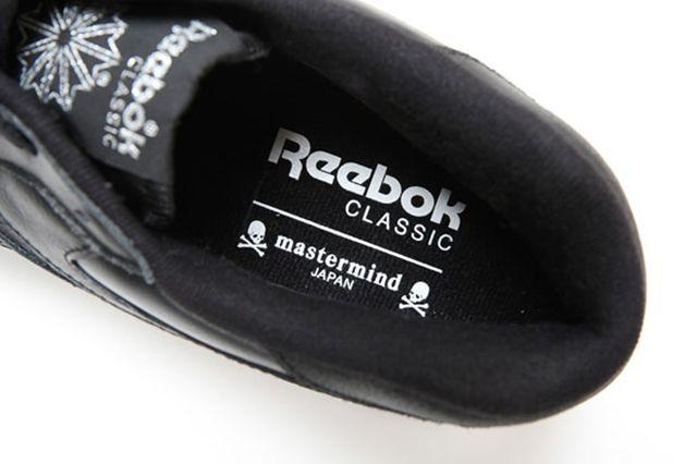 Mastermind X Reebok Classic Runner Pack2