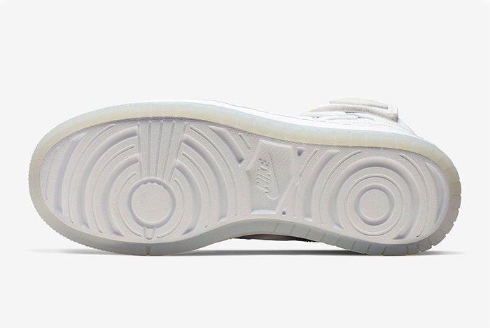 Air Jordan 1 Nova Xx White Sole