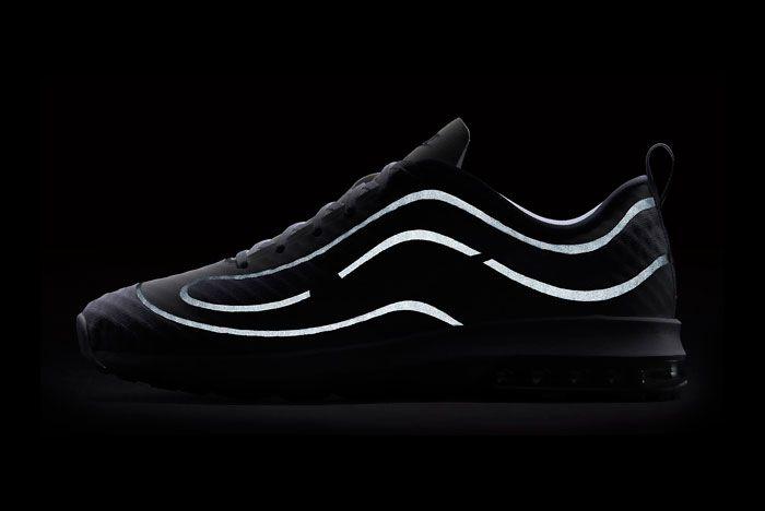 Nike Air Max Mercurial R9 Triple White 3