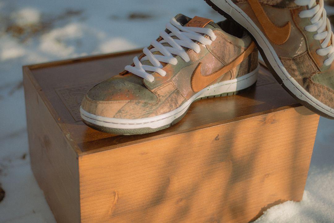Nike SB Dunk Low Viking