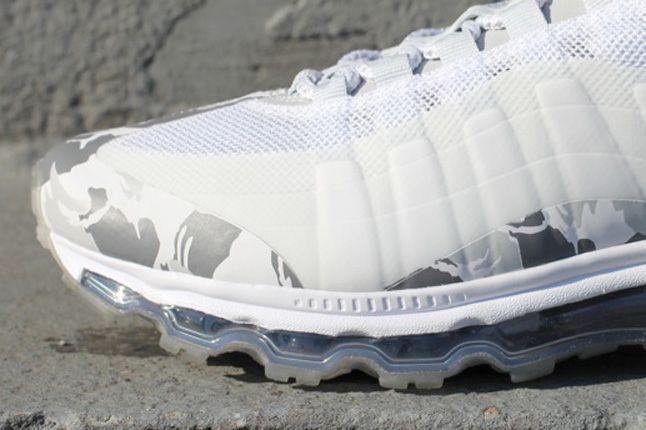 Nike Air Max 95 Bb Snow Camo Detail 1
