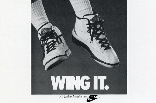 2 Air Jordan Wing It