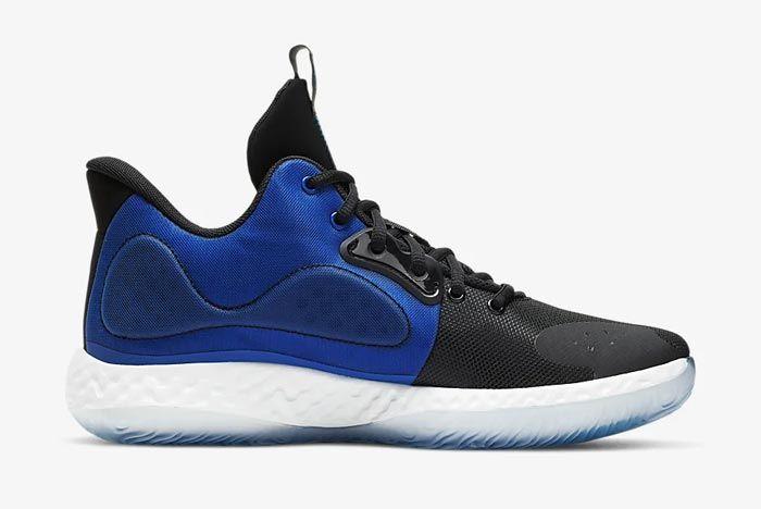 Nike Kd Trey 5 Vii Racer Blue Medial