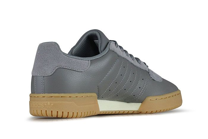 Adidas Powerphase Grey Fu9544 Release Info 3 Heel
