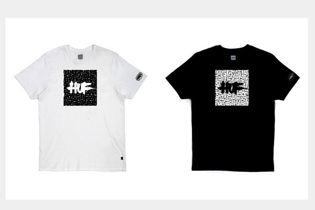 Haze Huf F13 Capsule Collection 3