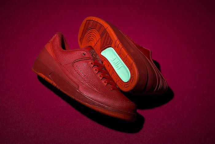 Air Jordan 2 Gym Red 2