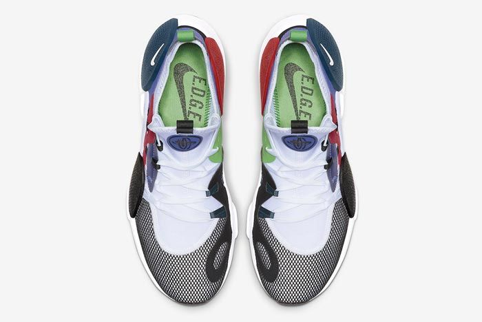 Nike Huarache Edge Txt Water Duck Blue Top
