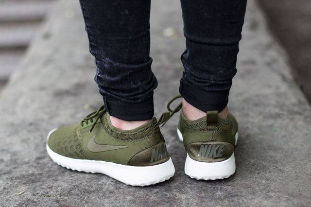 Nike Juvenate Faded Olive 2