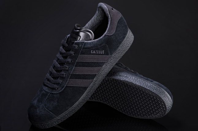 Adidas Black Pack Gazelle 06 1