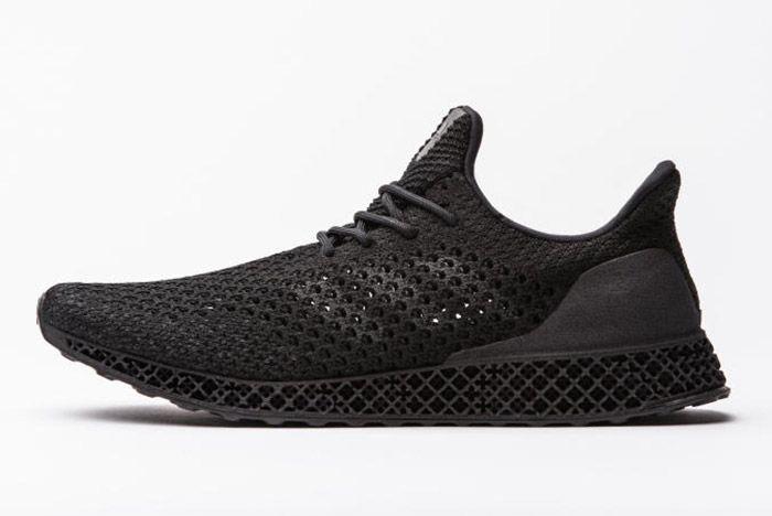 Adidas Futurecraft 3 D Black Public Release 3