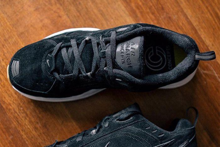 Concepts Nike Air Monarch Dad Shoe 1