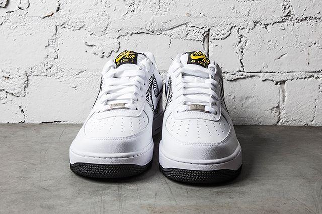Nike Air Force 1 Tribal Tour Yellow