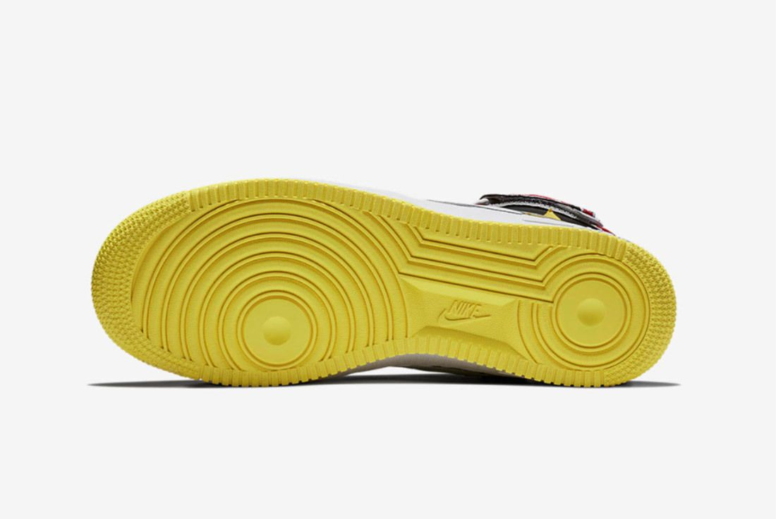 Riccardo Tisci Nike Air Force 1 High 8