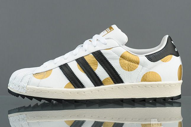 Adidas Originals Js Superstar 80S Ripple Profile 1