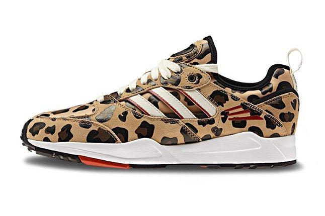 Adidas Tech Super 2 Suede Leopard 1