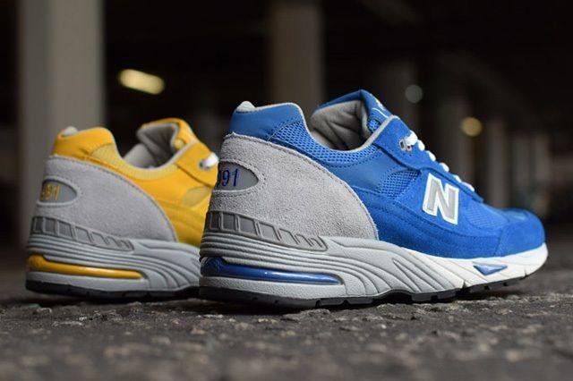 New Balance 991 New Colours 4