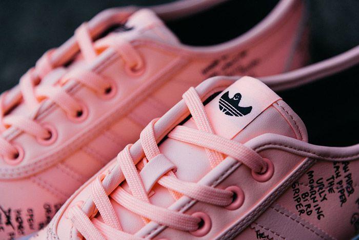 Gonz Adidas Adi Ease Coral 5