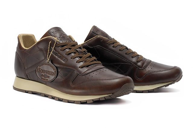 Reebok Horween Classic Leather Lux Collection 1