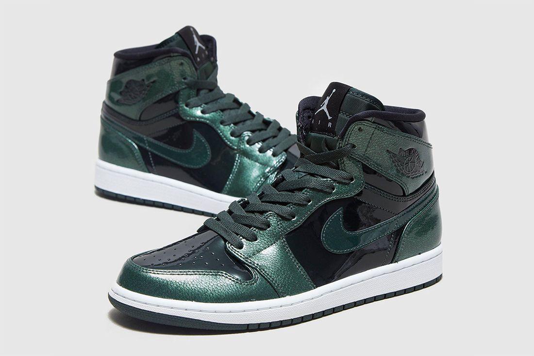 Air Jordan 1 Grove Green