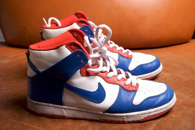 Nike Dunk Hi 4