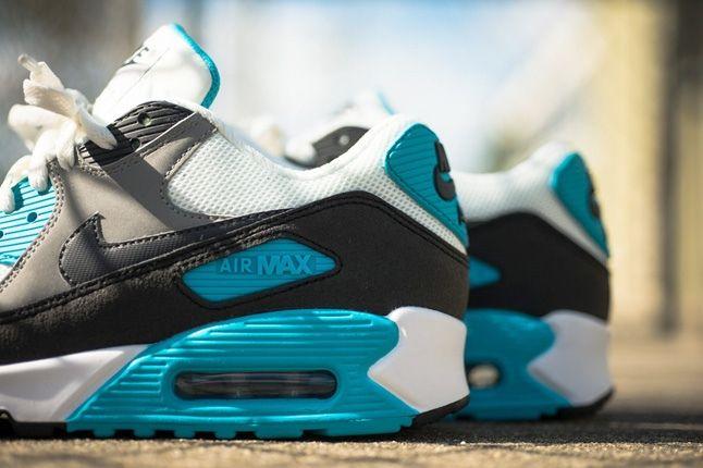 Nike Air Max 90 Essential Summit Blue 6
