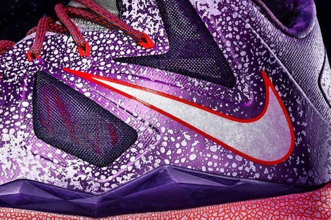 Nike Allstar Houston Lebron Swoosh 1