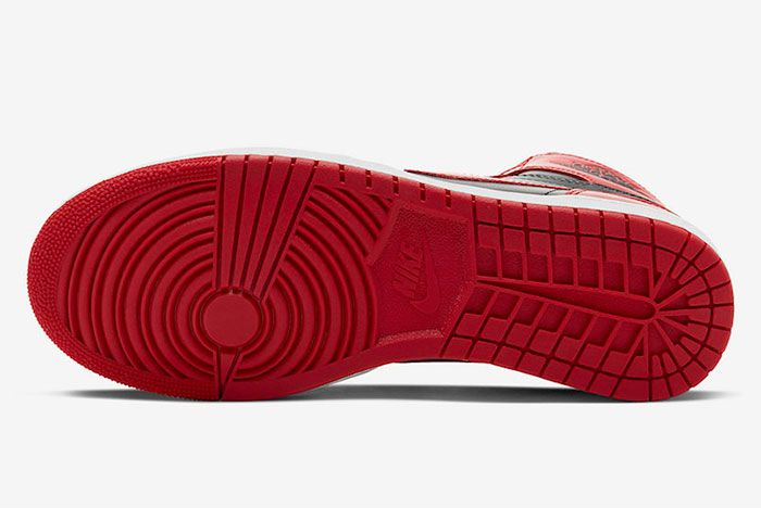 Air Jordan 1 85 High Varsity Red Sole