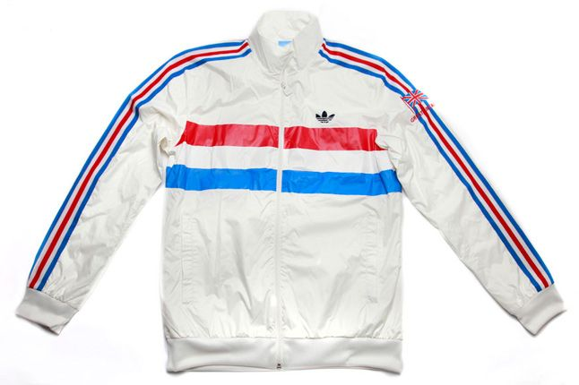 Adidas Originals Team Gb Running Top 01 1